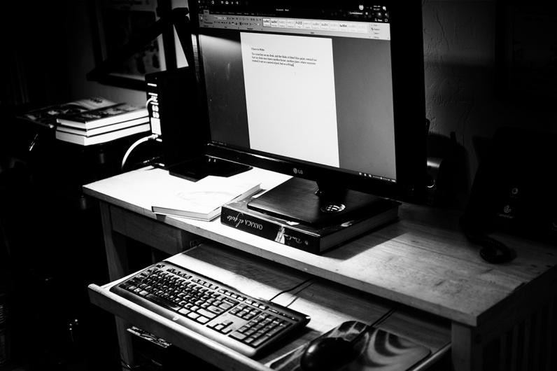 Where I Write 1